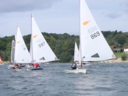 Comet Nationals 2015 - Bewl Valley Sailing Club