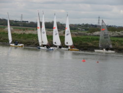 Up River Comet Open 2015